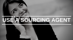Using a Sourcing Agent is Easy