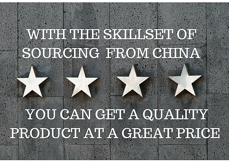 Skillsets Need for Sourcing Physical Products from China